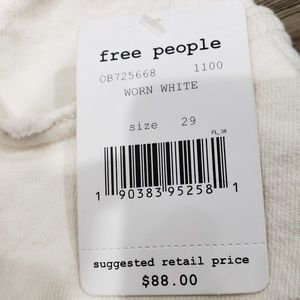 Free People Shorts - Free People Jeans Shorts